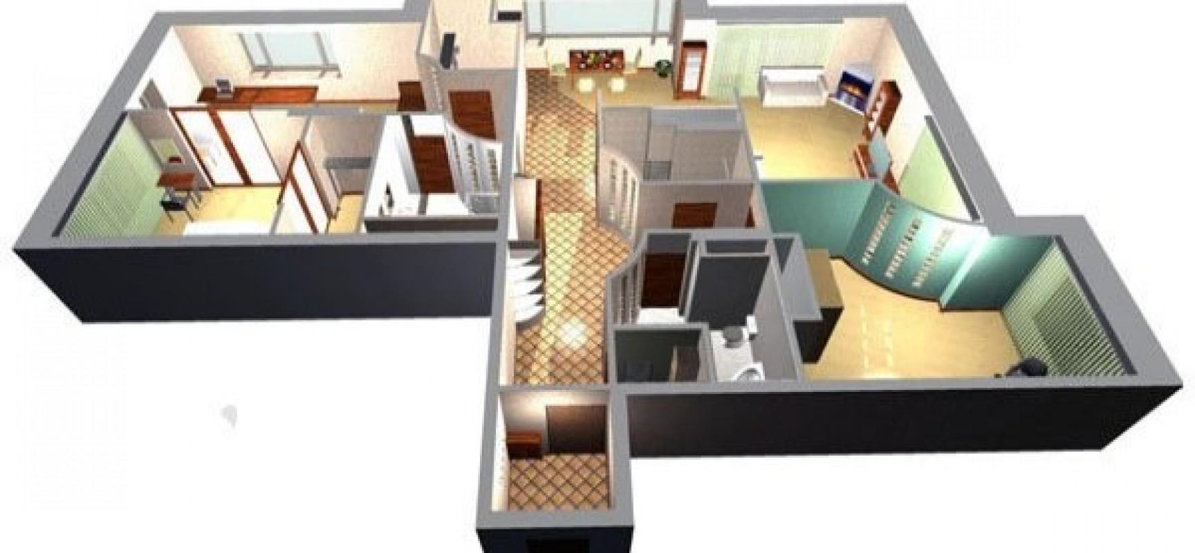 Документация при перепланировке квартиры