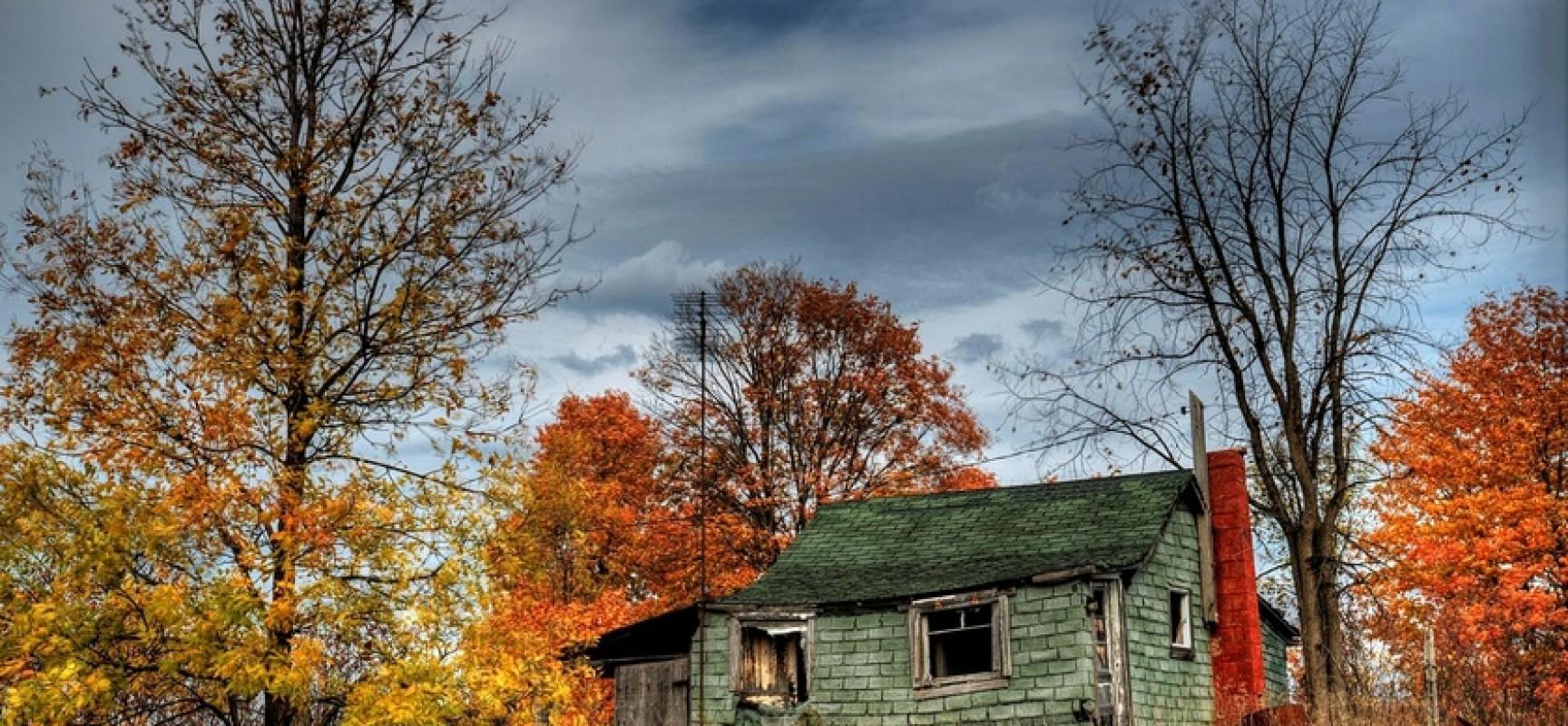 Как оформить в собственность бесхозное здание