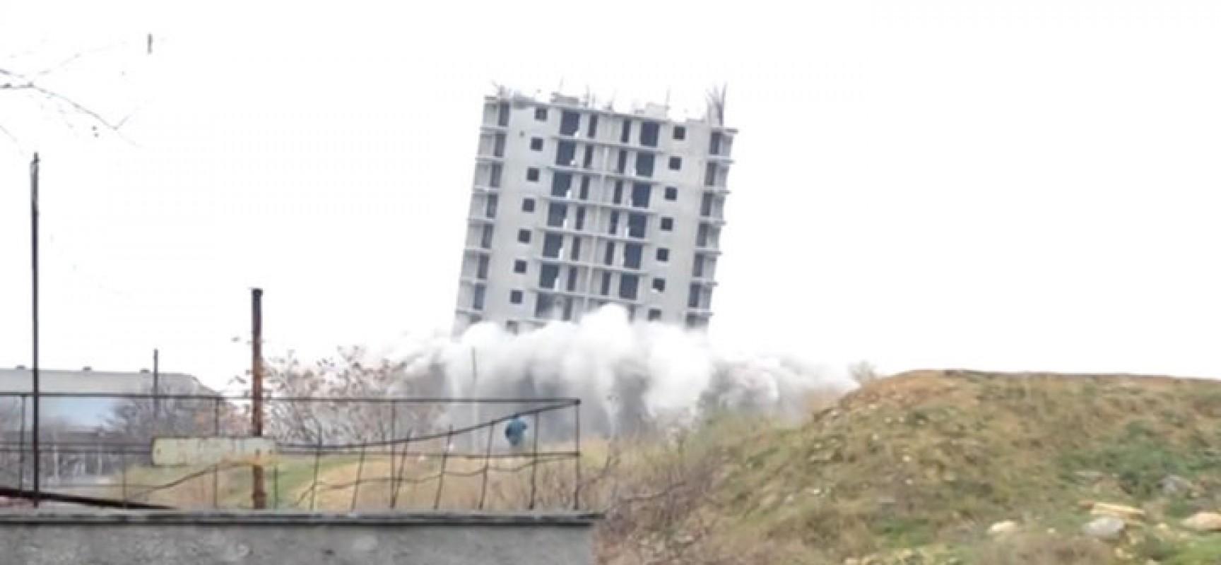 Как сохранить самострой в Крыму